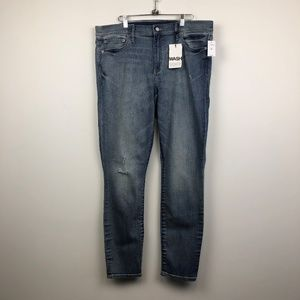 NWT Gap 1969 Light Authentic True Skinny Jeans